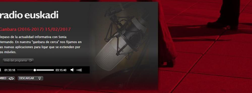 Radio Euskadi_Ganbara